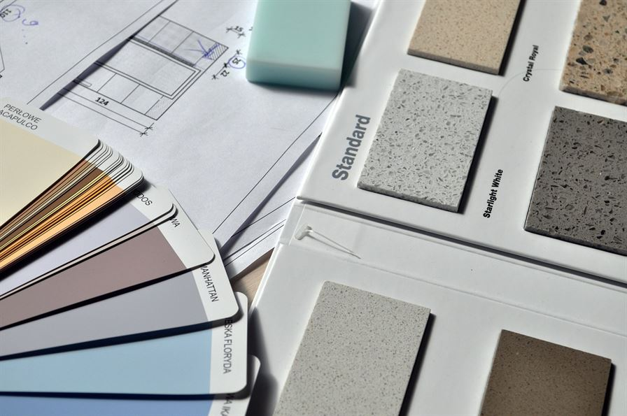 Paint 101: HOW TO CHOOSE KITCHEN CABINET COLOR- the complete guide by Painters in Austin